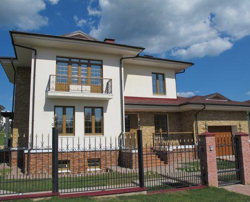 Современный Дизайн фасада дома