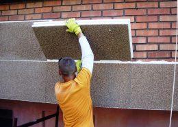 Преимущества наружного утепления стен загородных домов