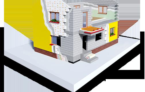 Важность теплоизоляции зданий в нашей стране